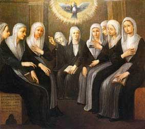 聖ウルスラ修道会とは   聖ウル...